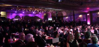 Audience at 2013 awards gala