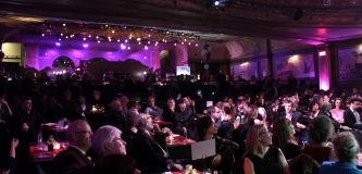 Audience at 2013 awards gala