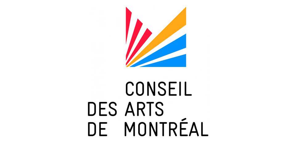 Le Conseil des arts de Montréal Logo