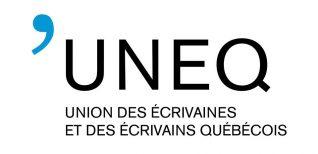 Union des écrivaines et des écrivains québécois logo