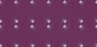 Purple paper background with white geometric pattern