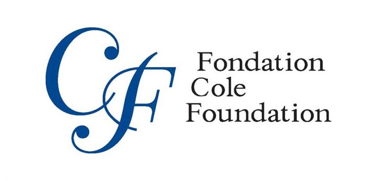 Cole Foundation logo