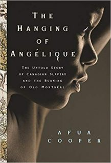 The Hanging of Angélique by Afua Cooper