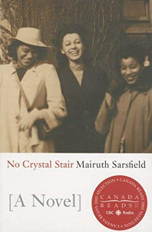 No Crystal Stair by Mairuth Sarsfield